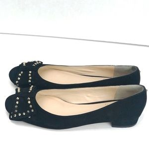 Vince Camuto  Black Leather Annaley